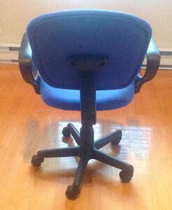 Chaise ajustable pour ordinateur ou bureau Saguenay Saguenay-Lac-Saint-Jean image 2