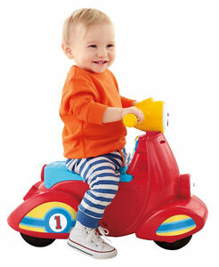NEW: Fisher-Price Laugh & Learn Smart Stages Scooter