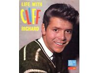 Cliff Richard - 10 Books (As Listed Below)