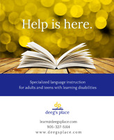 Specialized Tutoring for Learning Disabilities(LD) and ADD, ADHD