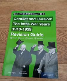 AQA GCSE History Book (9-1)