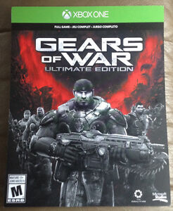 Gear of War Ultimate Edition for Xbox One - New