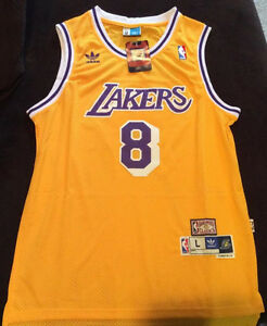 Brand New NBA Authentic Men's and Women's Kobe Bryant Jerseys!!