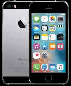 WANTED Iphone SE space grey 64 GB