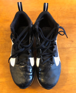Under Armour Football Cleats Size 10.5 Mens
