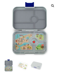 Yumbox tapas (4 compartments)