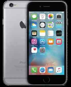 Mint Space Grey iPhone 6 Plus 16GB Unlocked With Apple Care