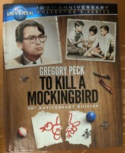 To Kill a Mockingbird Blu-Ray/DVD