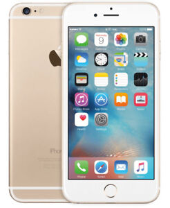 Apple iPhone 6 Gold 16GB in Excellent Condition (Rogers/Chatr)