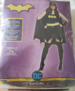 Bat Girl Costume Adult Size 14-16 - $30