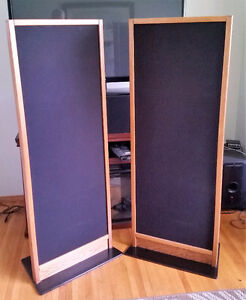 Magnepan MG-I Speakers - awesome sound - work perfectly