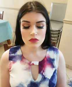 Experienced Hair & Makeup Artist($50 PARTY MAKEUP)