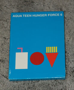 Aqua Teen Hunger Force 6 on DVD New Sealed. St. John's Newfoundland image 1