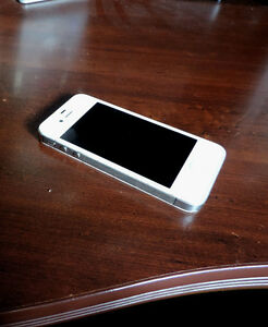 Iphone 4s White 16G mint Trade Galaxy s4