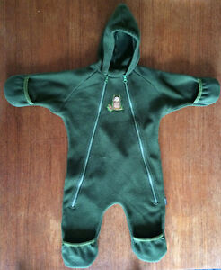 MEC Fleece Bunting Suit Toddler
