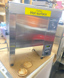 ROUND UP/ ROUNDUP BUN TOASTER AS USED BY MCDS