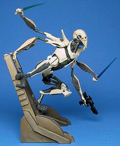 Star Wars Unleashed General Grievous 8inch