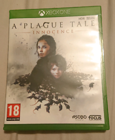 Xbox One A Plague Tale Game For Sale