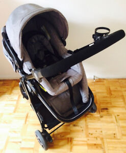 Urbini Omni Plus Travel System. Barely used! Like NEW!