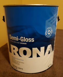 Rona Paint and Rona Deck Stain