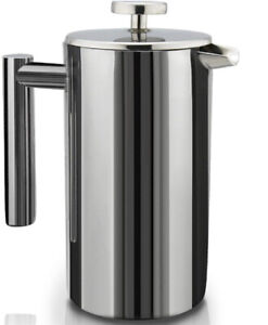 STERLING PRO Coffee Press - Glass & Stainless - 50 UNITS