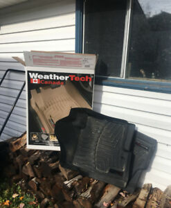 WeatherTech Digital Fit Floormats