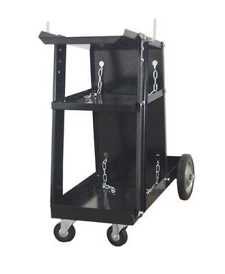 Universal Welder Welding Cart Welding Cart Plasma Cutter Tank Storage W Wheels