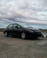 Car available for services in HRM