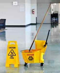 Office / Commercial cleaning service Cambridge Kitchener Area image 1