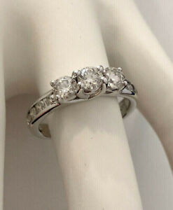 10K Gold 1.00ct. Diamond Engagement Ring /Certified at $3,690