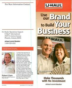 USE OUR BRAND TO BUILD YOUR BUSINESS!