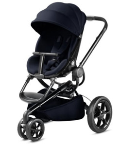 Quinny stroller - MOODD THE MAJESTIC STROLLER