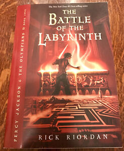 Percy Jackson-Battle of the Labyrinth
