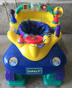 SAFETY 1ST PLAY SAUCER