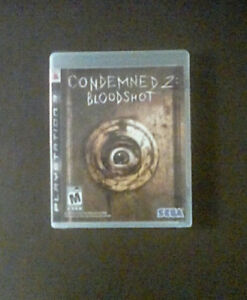 PS3 CONDEMNED 2: Bloodshot
