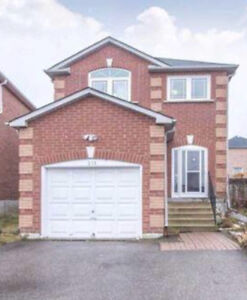3 Bedroom house for rent in Markham