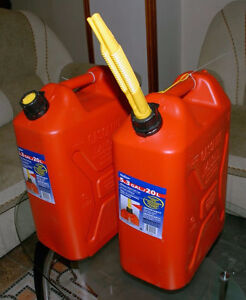 Gas Can, 20 - 25 L Wanted