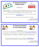 Fundraising - Girl Guides