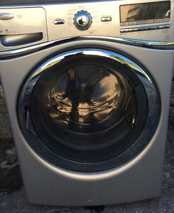 WHIRLPOOL DUET SPORTS FRONT LOAD WASHER
