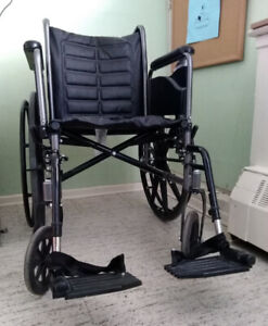 wheelchair /reclining