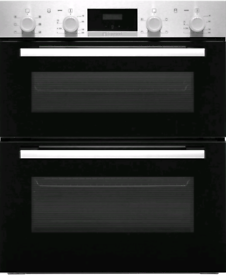 Bosch NBS113BR0B Double Oven RRP£699 SAVE £100 FREE LOCAL DELIVERY