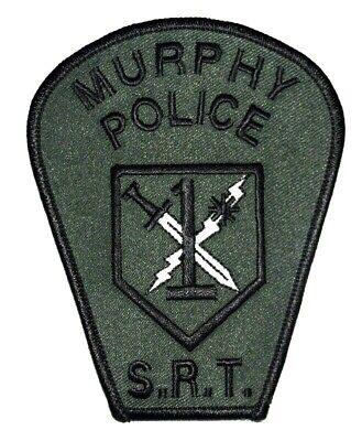 SWAT SRT Bosqe County Sheriff State Texas TX patch