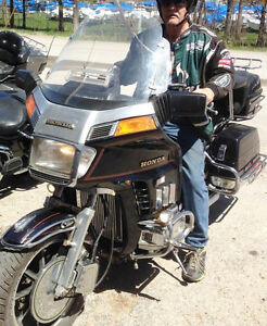 HONDA GOLDWING 1200cc SELL OR TRADE FOR RUNNING ATV