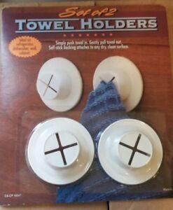 Set of 2 Towel Holders