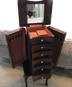 Spectacular Jewelry Chest