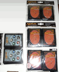 Ultra Pro Unused MtG Magic Mana x 80 Deck Protector Card Sleeves West Island Greater Montréal image 1