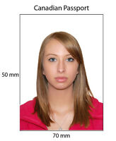 INSTANT PASSPORT PHOTO $9.99 IN SCARBORO AND DOWNTOWN