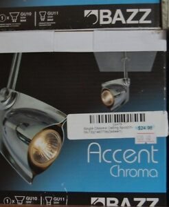 Accent Lights - Chrome