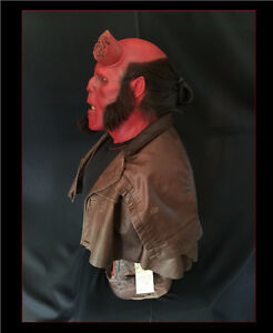 HELLBOY Bust (Lifesize and Original) Strathcona County Edmonton Area image 3
