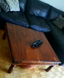 Gorgeous Solid wood Marina coffee table